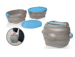 IMAC Easy go Σετ φορητά μπωλ τροφής/νερού