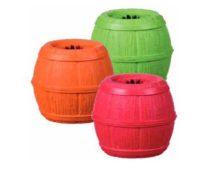Barry king Rubber Barrel